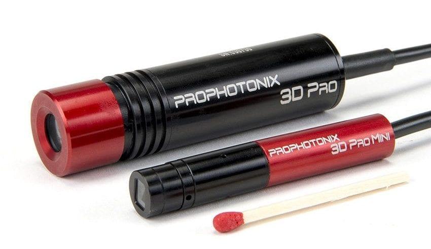 3D PRO módulo Laser
